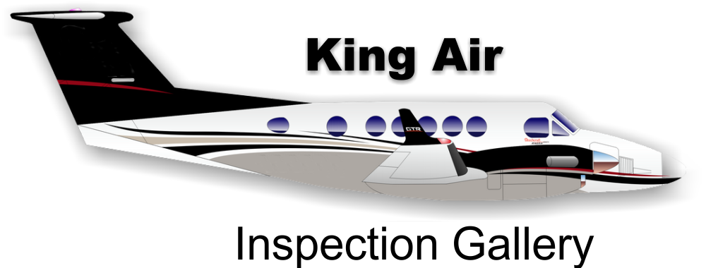 King Air Inspection
